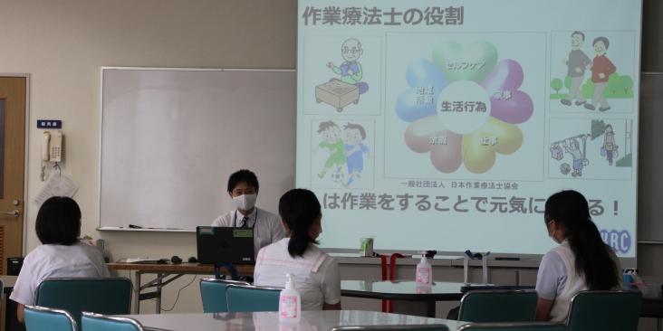 関西総合リハビリテーション専門学校画像